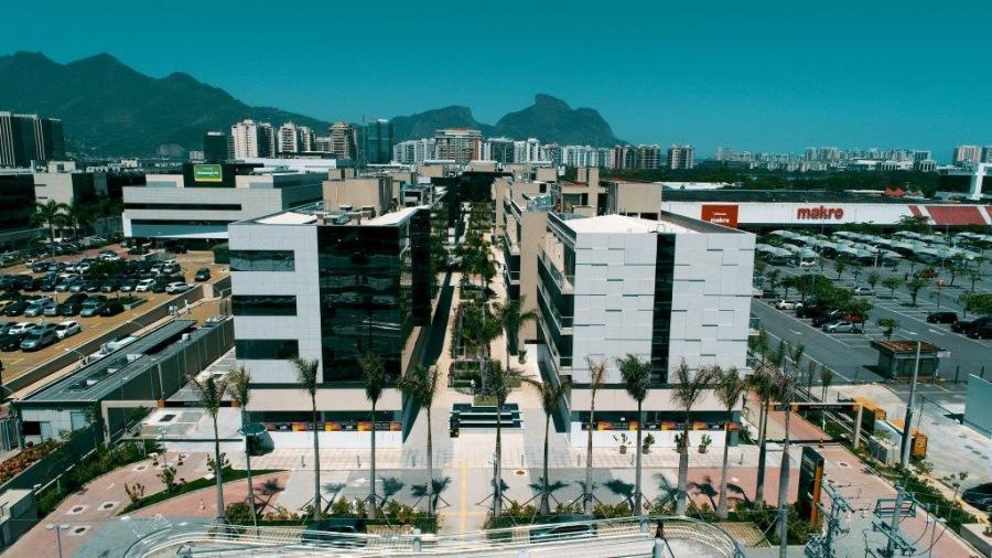 Imóvel em BARRA DA TIJUCA  -  Rio de Janeiro - RJ